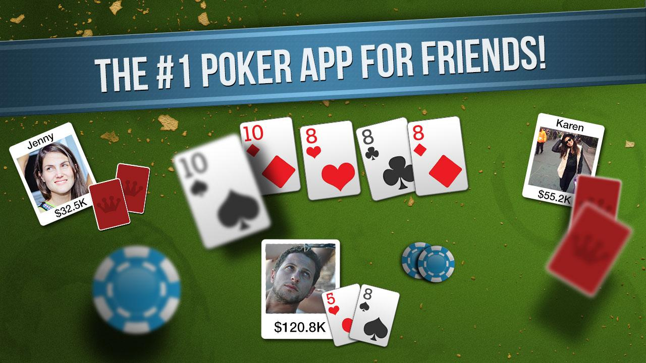 Poker Friends - Social Hold'em - screenshot