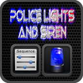 Police Siren And Lights Pro