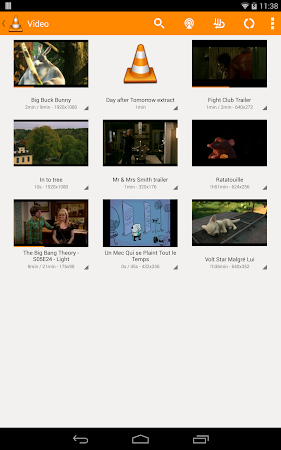 VLC for Android beta 0.9.10 screenshot 973