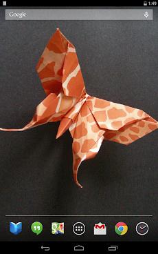 華やかな折り紙ライブ壁紙のおすすめ画像5