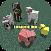 Baby Animals Mods