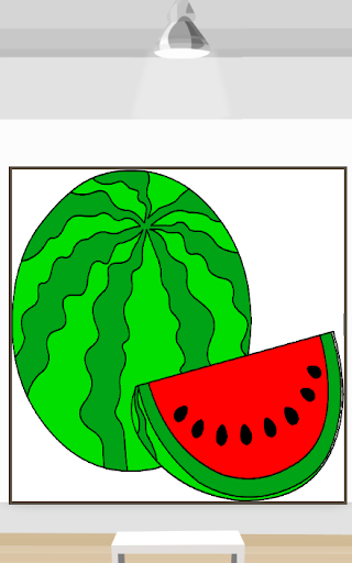 Coloring Fruits Paint  screenshots 4