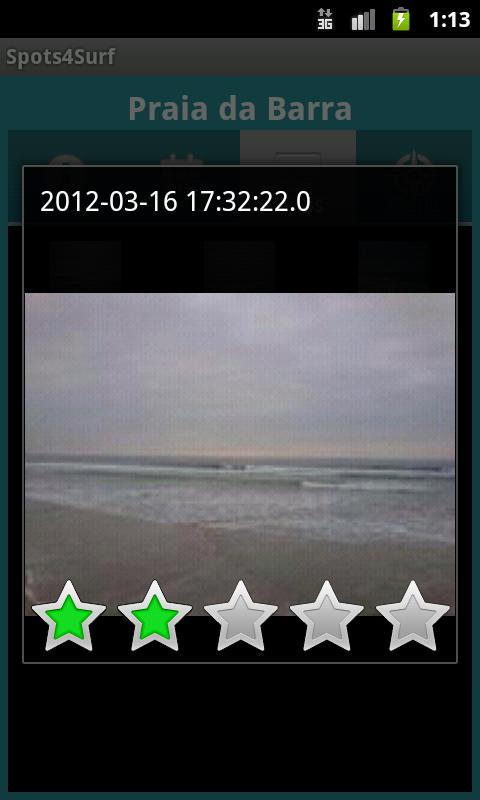 Spots4Surf - screenshot