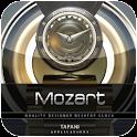 MOZART Designer ALARM Clock icon