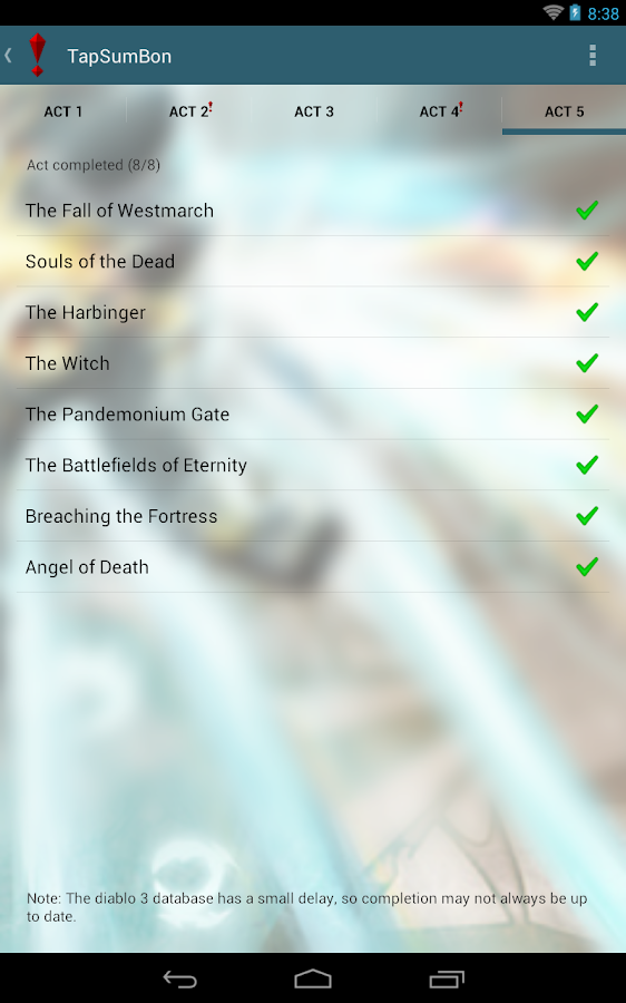 Diablo 3 Quest Helper - Android Apps on Google Play