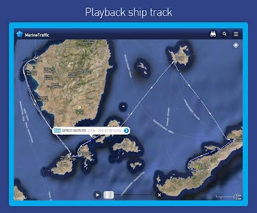 MarineTraffic Screenshot