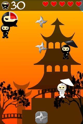 玩街機App 手裏剣撮影:忍者ゲーム免費 APP試玩