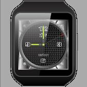 JJW Carbon Watchface Premium