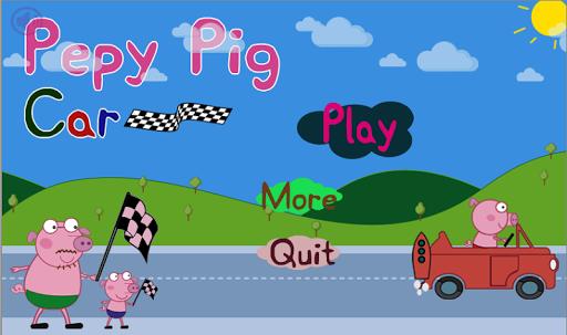 Pepy Pig Car