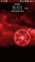 Screenshot of Red Energy Sense 3.6 Skin
