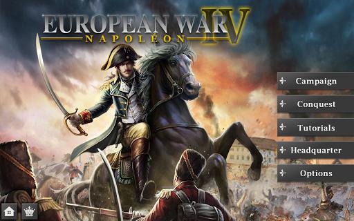 European War 4: Napoleon 1.4.6 screenshots 7