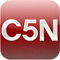 Live C5N for your smartphone logo