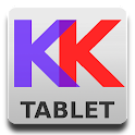 Transparent Keyboard Tablet icon