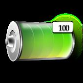 Battery widget 2.0 +