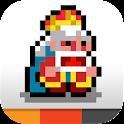 Reyes Magos vs Bad Santa icon
