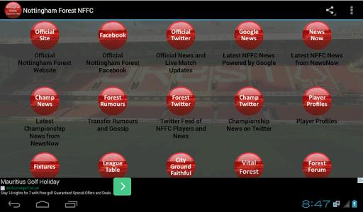 Nottingham Forest NFFC