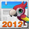Pet Hotel Calendar 2012 icon