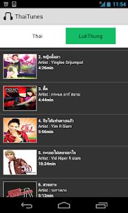 Thai Tunes TOP Music Video screenshot