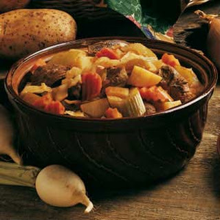 Beef Cabbage Stew.