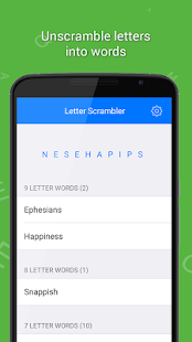 Letter Scrambler- screenshot thumbnail