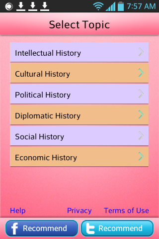 AP European History Learn Test