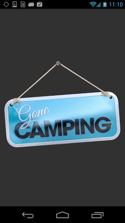 Gone Camping- screenshot