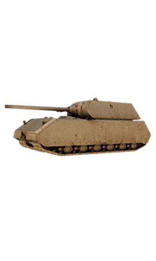 360° Maus Tank Wallpaper
