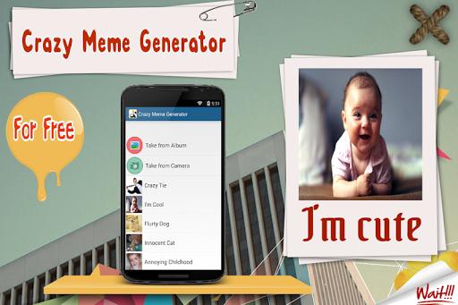 Crazy Meme Generator