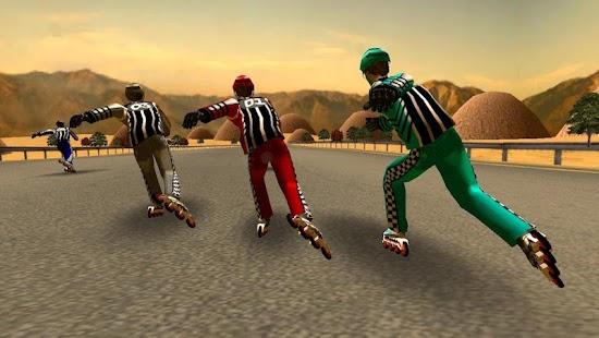 Skate Racer FUN 3D GAME