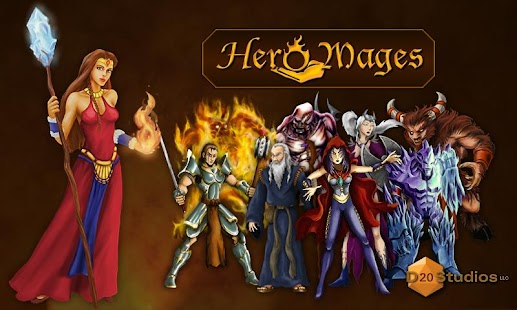 Hero Mages- screenshot thumbnail