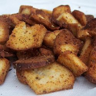 Spicy Bagel Bites.