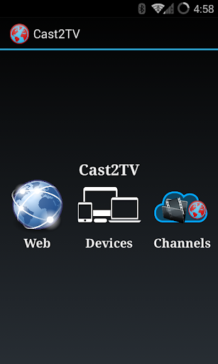 Cast2TV-PRO ChromeCast etc