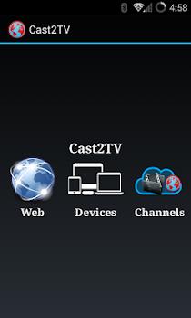 Cast2TV-PRO(ChromeCast etc)