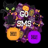 GO SMS THEME - SCS309