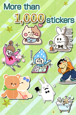 Free Stickers box★Use the chat - screenshot