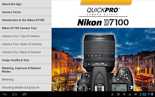 免費下載攝影APP|Nikon D7100 from QuickPro app開箱文|APP開箱王