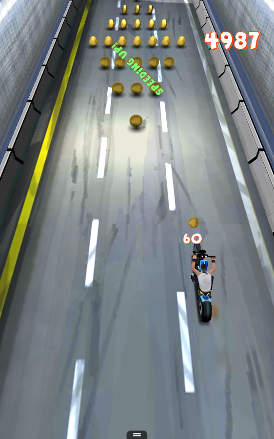 Lane Splitter- screenshot