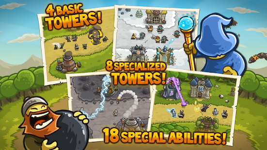 Kingdom Rush - screenshot thumbnail