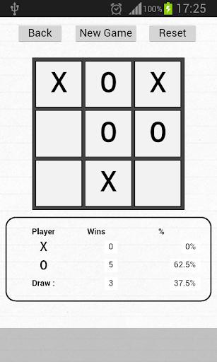 玩免費家庭片APP|下載Tic Tac Toe (X and O) Pro app不用錢|硬是要APP