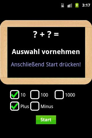 Mathe Plus-Minus