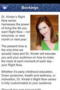 Dr. Julia Kinder- screenshot thumbnail