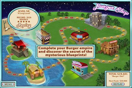 Game Burger Shop FREE APK for Windows Phone
