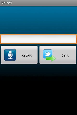 Social Voice- screenshot