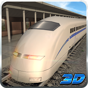 Bullet Train Subway Station 3D for PC and MAC