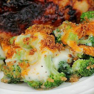 Broccoli Gratin.