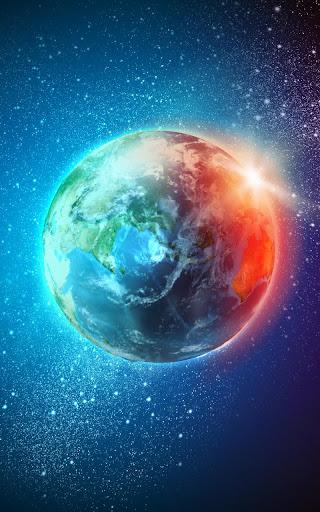 地球動態壁紙