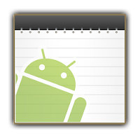 Just Notepad for Android 2.1.3