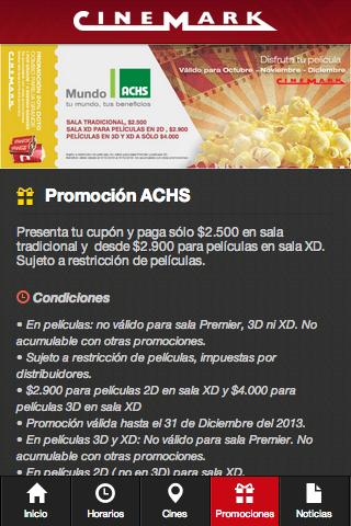 Cinemark Chile