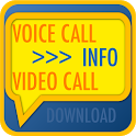 Voice Call & Video Call Apps icon