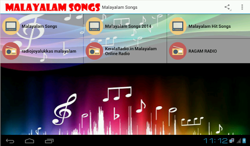Malayalam Songs Radio